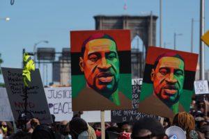 اعتراضات ضد نژادپرستی بعد از مرگ جورج فلوید