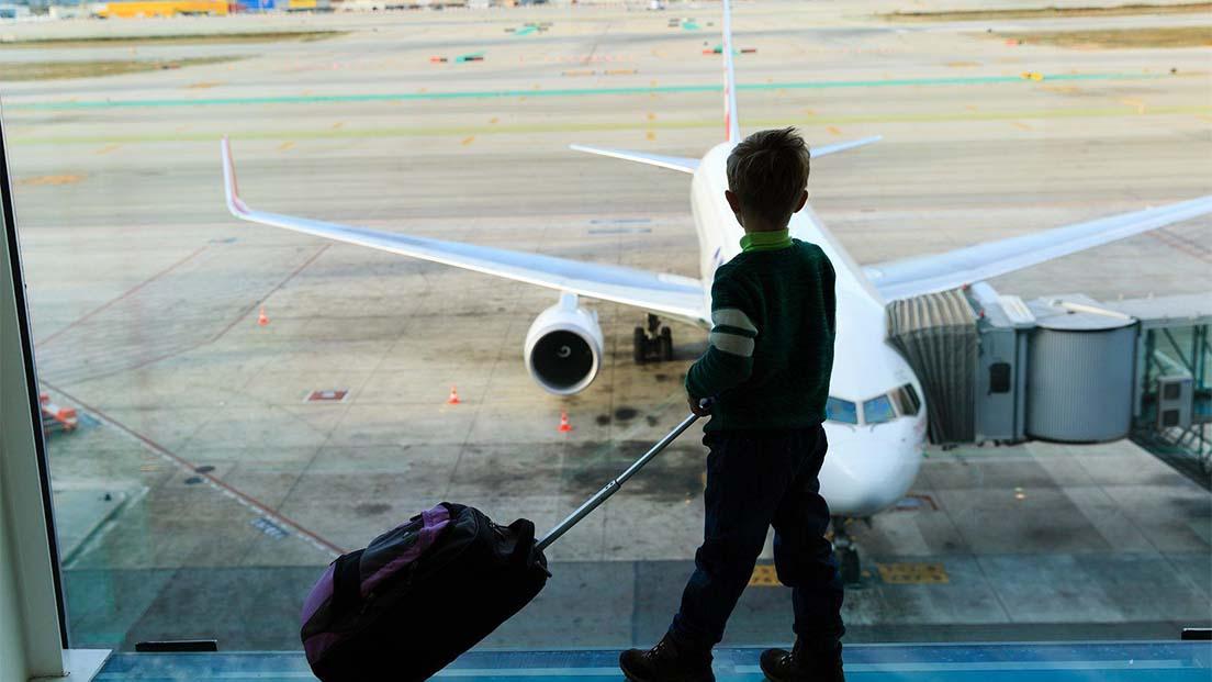 کودکان در مهاجرت؛ آغاز راه