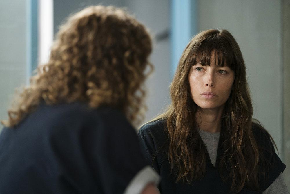 جسیکا بیل در سریال گناهکار ۲۰۱۷