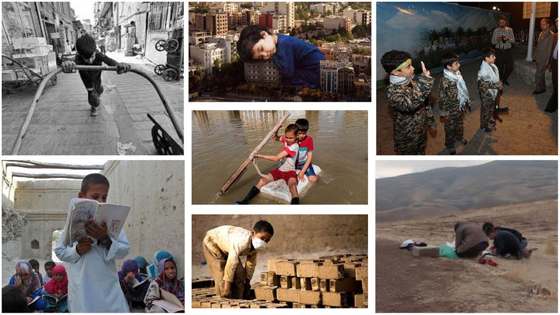 کودکان ایران در آستانهی قرن جدید