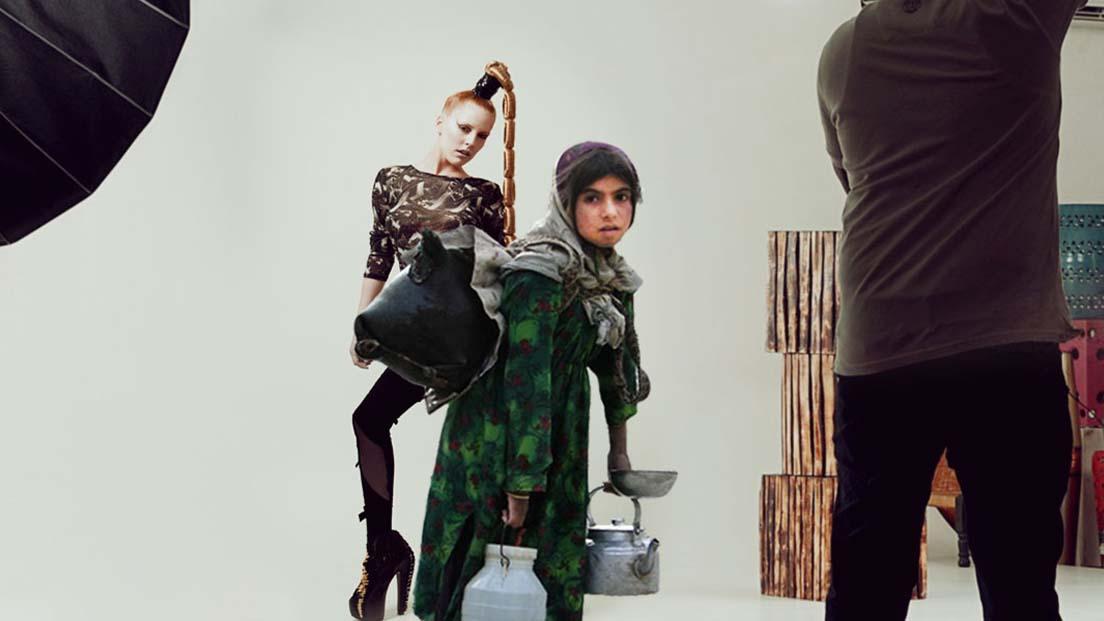 دختران خانهدار، کودکانِ کارِ خانگی