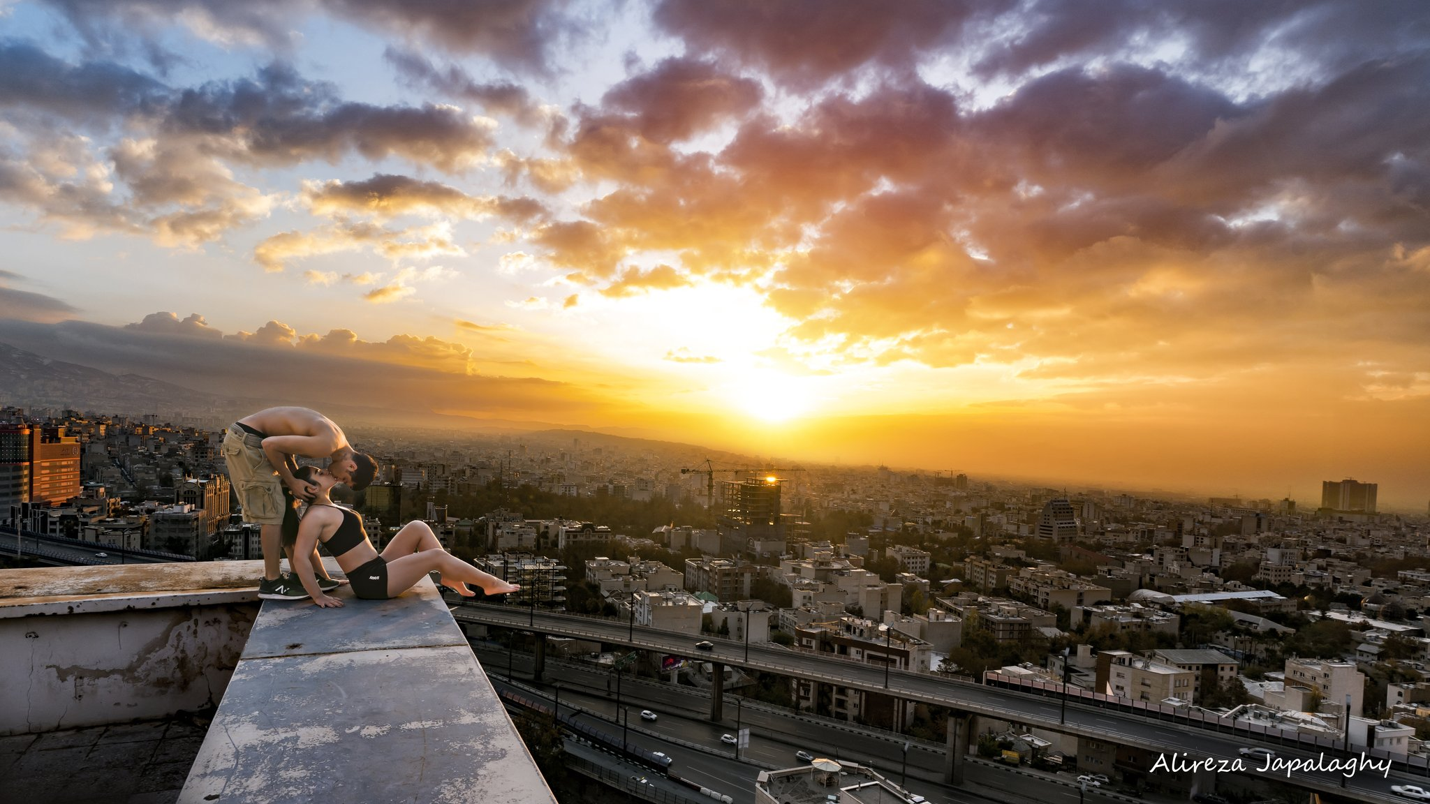 عبور از موانع جنسیتی در طلوع تهران