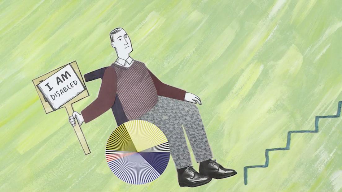 مدل اجتماعی معلولیت