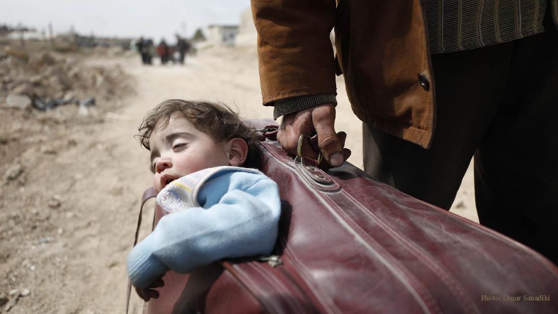 کودکان در مهاجرت؛ مسیر سفر و پناهجویی