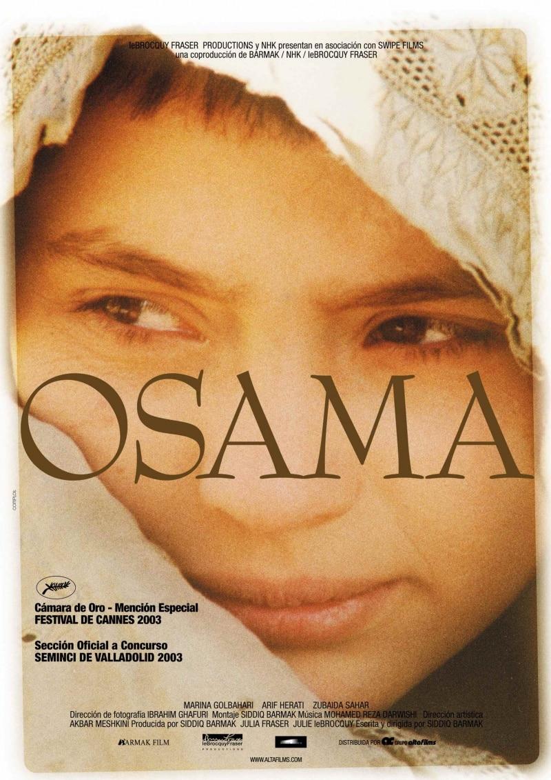 پوستر فیلم اسامه ۲۰۰۳