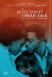 پوستر فیلم اگر خیابان بیل میتوانست حرف بزند