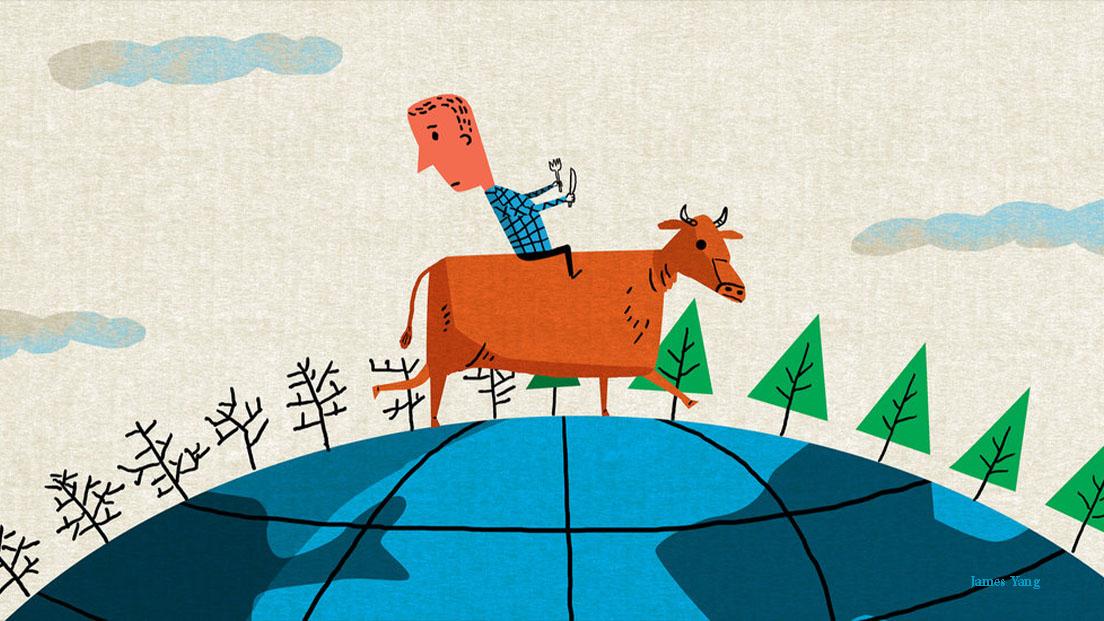 چه چیزی را ملامت کنیم: عادات غذایی مردم چین یا خودمان؟