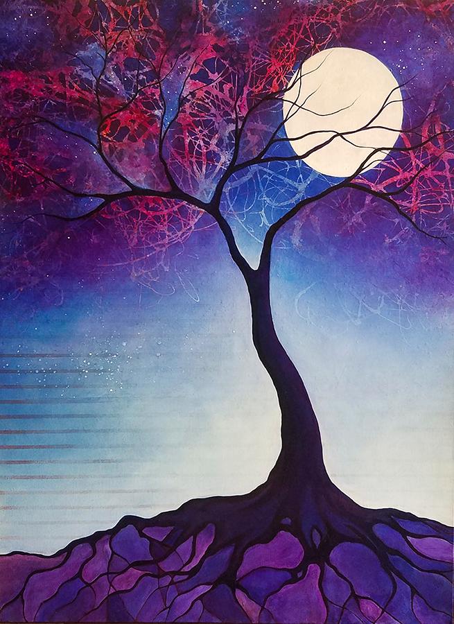 درخت ظهور (ژاکلین کلر)