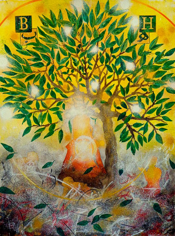 درخت شفا (جلالیه کویین)