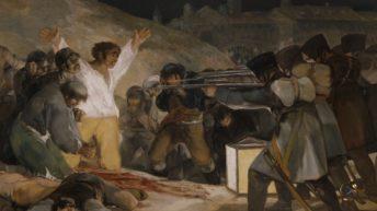 ۴. سوم ماه می ۱۸۰۸ اثر فرانسیسکو گویا
