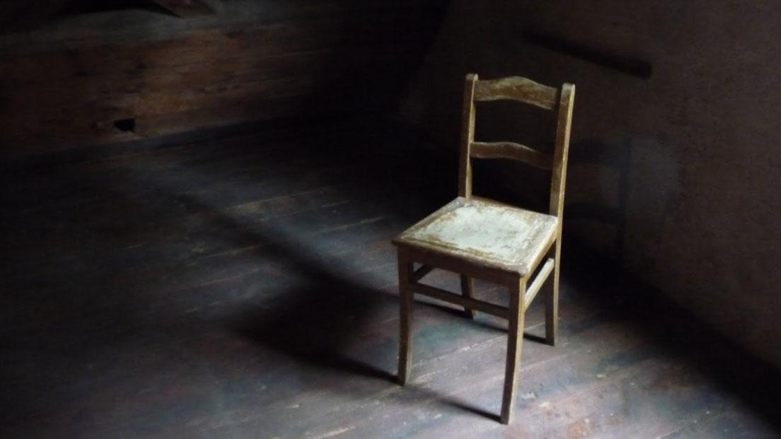 آن صندلی خالی