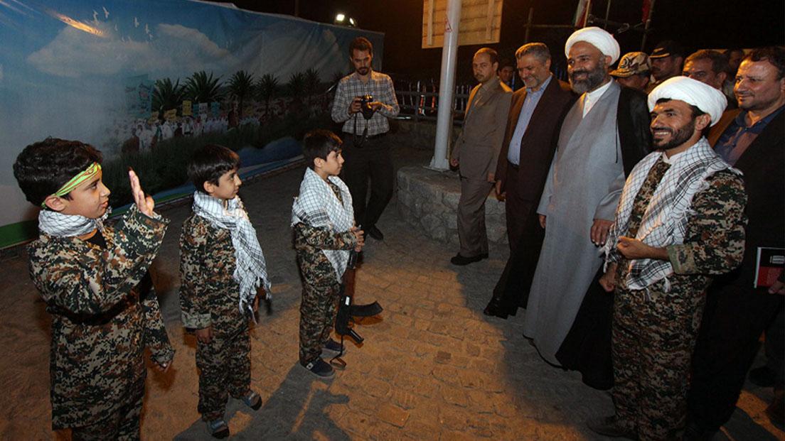 پدیدهی کودک-سرباز و نقض حقوق کودکان در ایران