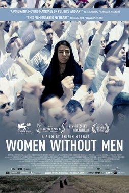 پوستر فیلم زنان بدون مردان ساخته شیرین نشاط